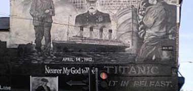 Mural en Belfast