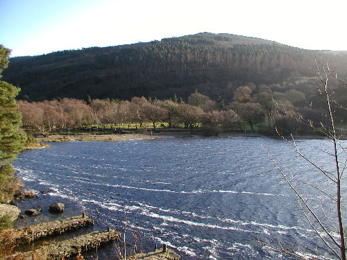 Lago Mayor Glendalough