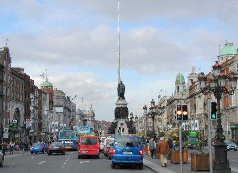 O'Connell Street Dublin