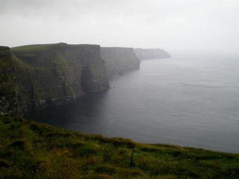 acantilados irlanda